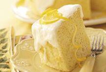Food: Sweet {cakes, cupcakes, tortes}
