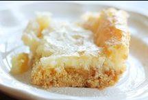 Food: Sweet {bars, brownies}