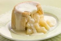 Food: Sweet {custards, gelatin, puddings}