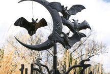 ▪️◾️◼️bats◼️◾️▪️ / I'm batty for bats! / by Angel Young
