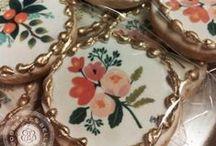 Cookies: Floral