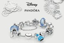 PANDORA Disney / Dream of a fairy tale with fanciful dresses, majestic crowns and beautiful princesses, a place where dreams really do come true! / by Ben Bridge Jeweler