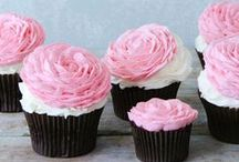 Cupcakes: Floral