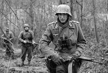 Soldados y Guerreros