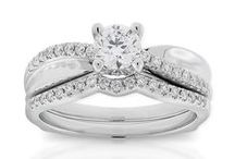 IKUMA Canadian Diamonds / The IKUMA line of diamond rings and jewelry is exclusive to Ben Bridge Jeweler and features responsibly sourced diamonds from Canada, ecologically and ethically mined.