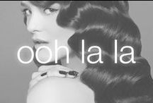 Ooh la la / Channel Old Hollywood glam with these vintage finger waves! You're a starlet who deserves to shine.