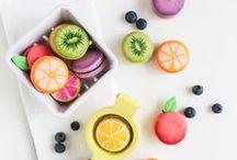 Macarons: Decorated