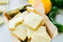 Food: Sweet {shortbread}