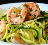 Food: Zoodles