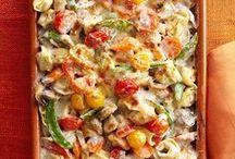 Food: Casseroles {meatless}