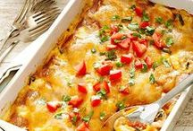 Food: Casseroles {seafood}