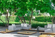 Mobiliário de exterior / Mobiliário de alta qualidade para o exterior