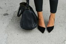 shoes.  / shoes. shoes and nuttin' but shoes. / by carly haiduk