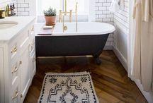bath. / by carly haiduk