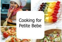 Cooking for Petite Bebe's / by Petite Bebe {petitebebe.com.au}