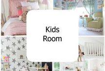 Kid's Room / by Petite Bebe {petitebebe.com.au}