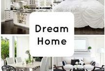 Dream Home / by Petite Bebe {petitebebe.com.au}