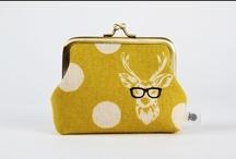 Handmade Bags / Modern handmade bags.