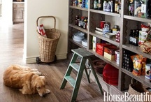 dogs and design / Have you ever noticed how often dogs (and dog-themed art) are featured in great home and garden design?  Designers love their dogs as much as beautiful design! / by Chippewa Jones