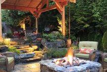 Outdoor Living/Garden / by Nikki Dotti