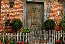 For The Love of Doors! / by Dawn ~ Sun Baked Treasures