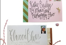 Correspondence * Cards / by Khrista