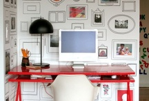 Home Office / Home Office / by Paula Shareski