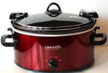 Crockpot Cooking / by Ami Andrews