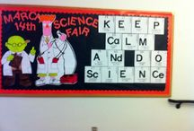 Board not Bored / School bulletin boards / by Britney Martin