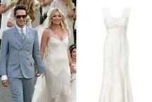 Iconic & Celebrity Brides  / We take a look back at some of the most iconic brides in their stunning wedding dresses, and show you how you can get the look with our Wedding Dress Collection 2013.