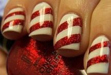 Holiday Nails / Nails inspiration for the holidays.