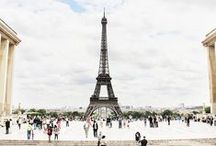 J'aime Paris <3 / One of my absolute favorite cities in the whole world. / by Nikki Dotti