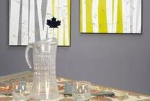 Table Mat Set / Designer table mat set match perfectly with your dining room decor. / by Rajrang