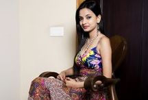 Dress / Modern Dress for women. Go for a party or wear in casual days. / by Rajrang