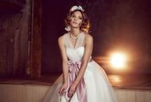 Wedding Dress Trends 2014 / We round up the top wedding dress trends for 2014 to help inspire your wedding day look and hopefully make your search for 'the one' that little bit easier.
