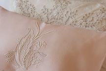 Linen & lace & vintage & etamin & rococo ❤️
