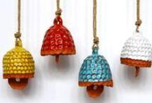 bells, wind chimes & suncatchers