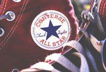 ALL STAR / CONVERSE / by Chapu Rios C