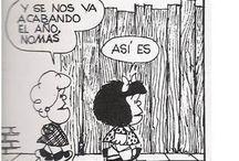 Mafalda Quotes / by Chapu Rios C