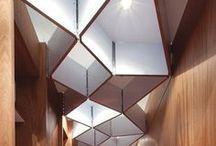 Ceiling Design - Public spaces / Design inspiration for commercial ceiling design