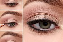 Makeup Tutorials / How-to's on getting glam for your big night!