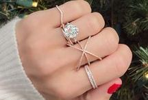 Put A Ring On It! / Seriously pretty rings.