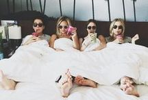 Squad Goals / Celeb squads we want to be a part of.