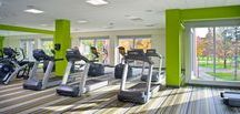 Athletic & Fitness Facilities Interior Design / Fitness and Athletic Facilities at College/University Level