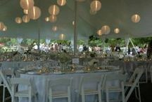Lighting / Chandeliers, Uplights, Paper Lanterns and much more!