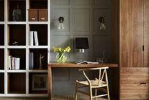 Office space / by Jamie Sentz