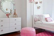 myla's room / by Jamie Sentz