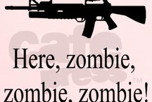Zombies / Everything and anything zombie! / by Emily Scherer