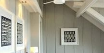 Inspiring Spaces / Interior design and spaces that spark my envy, curiosity or longing for home.
