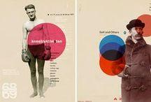 Graphic Design+Logos / Branding, logos, packaging and design that caught my eye.